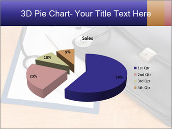 Phonendoscope PowerPoint Template - Slide 35