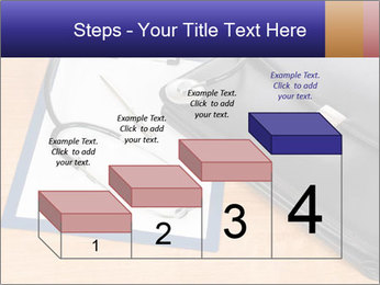 Phonendoscope PowerPoint Template - Slide 64