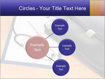 Phonendoscope PowerPoint Template - Slide 79