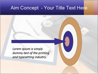 Phonendoscope PowerPoint Template - Slide 83
