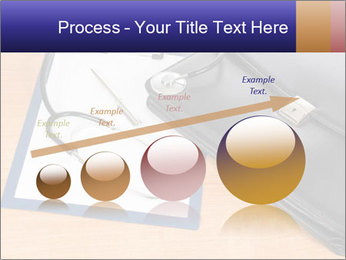 Phonendoscope PowerPoint Template - Slide 87
