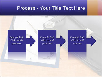 Phonendoscope PowerPoint Template - Slide 88