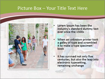 Multicultural Group PowerPoint Template - Slide 13