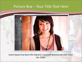Multicultural Group PowerPoint Template - Slide 16