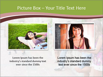 Multicultural Group PowerPoint Template - Slide 18