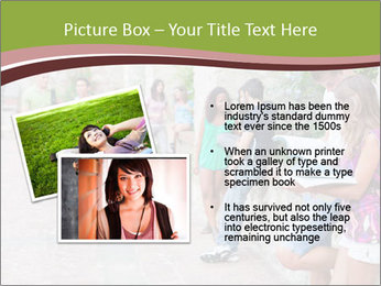 Multicultural Group PowerPoint Template - Slide 20