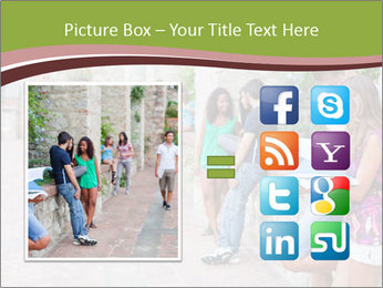 Multicultural Group PowerPoint Template - Slide 21