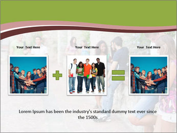 Multicultural Group PowerPoint Template - Slide 22