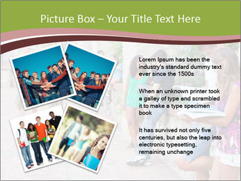 Multicultural Group PowerPoint Template - Slide 23