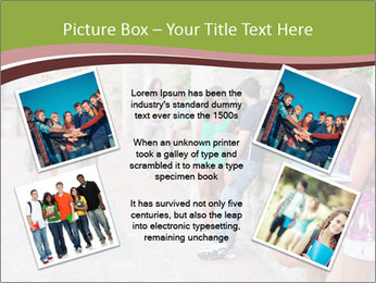 Multicultural Group PowerPoint Template - Slide 24