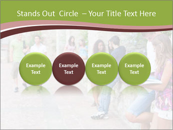 Multicultural Group PowerPoint Template - Slide 76