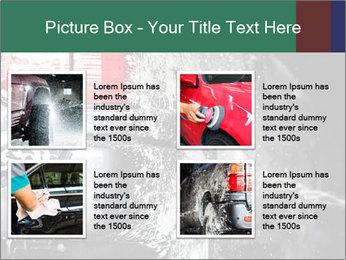 Carwash PowerPoint Template - Slide 14