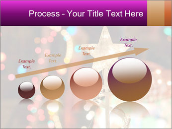 Christmas lights PowerPoint Templates - Slide 87