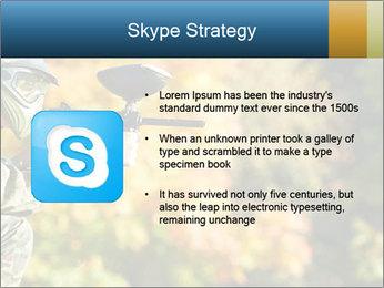 Paintball sport player PowerPoint Template - Slide 8
