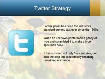 Paintball sport player PowerPoint Template - Slide 9