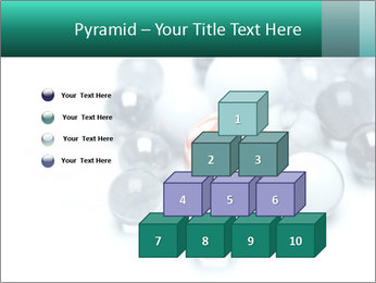 One bright marble standing PowerPoint Templates - Slide 31