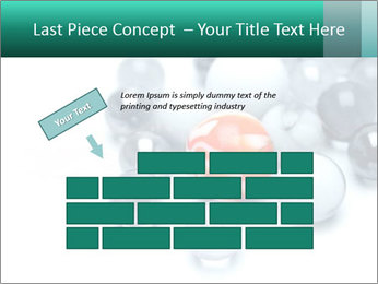One bright marble standing PowerPoint Templates - Slide 46