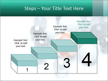 One bright marble standing PowerPoint Templates - Slide 64