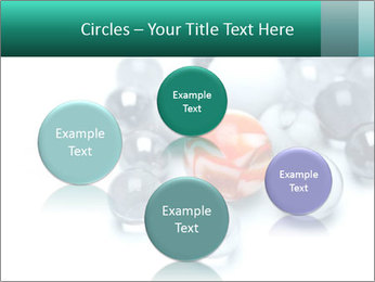 One bright marble standing PowerPoint Templates - Slide 77