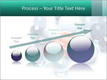 One bright marble standing PowerPoint Templates - Slide 87