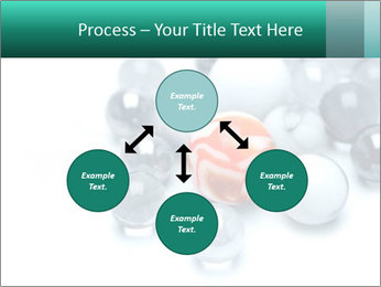 One bright marble standing PowerPoint Templates - Slide 91