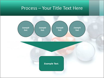 One bright marble standing PowerPoint Templates - Slide 93