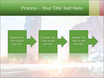 The light trails PowerPoint Template - Slide 88