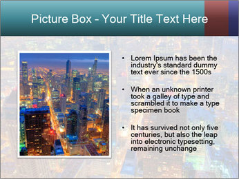 Chicago Skyline PowerPoint Template - Slide 13