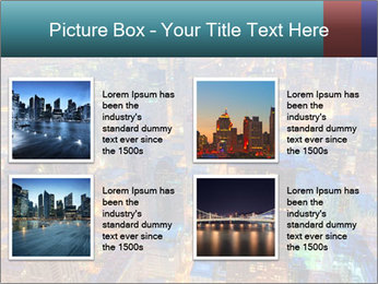 Chicago Skyline PowerPoint Template - Slide 14