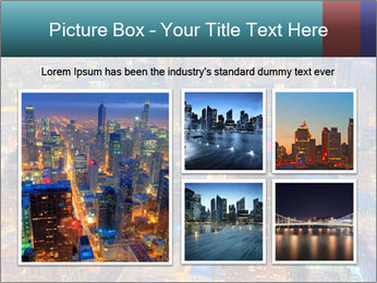 Chicago Skyline PowerPoint Template - Slide 19