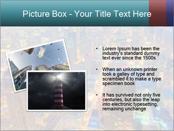 Chicago Skyline PowerPoint Template - Slide 20