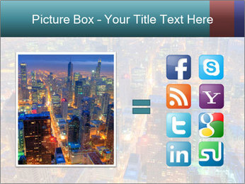 Chicago Skyline PowerPoint Template - Slide 21