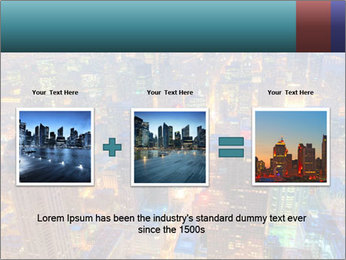 Chicago Skyline PowerPoint Template - Slide 22