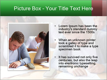 Assessment center PowerPoint Template - Slide 13