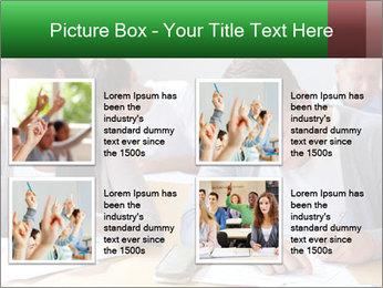 Assessment center PowerPoint Template - Slide 14