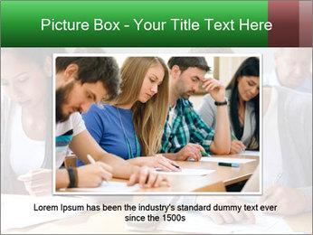 Assessment center PowerPoint Template - Slide 15