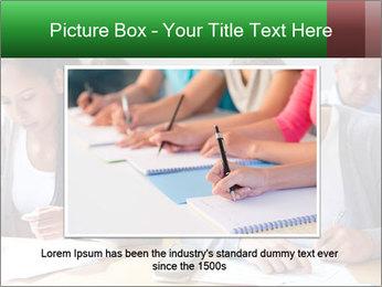Assessment center PowerPoint Template - Slide 16