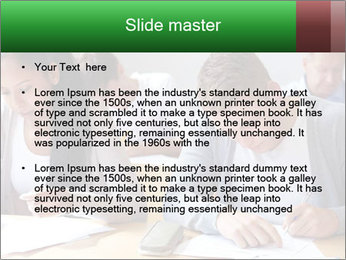 Assessment center PowerPoint Template - Slide 2