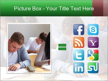 Assessment center PowerPoint Template - Slide 21
