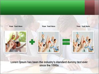 Assessment center PowerPoint Template - Slide 22