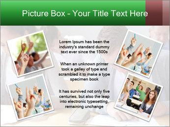 Assessment center PowerPoint Template - Slide 24