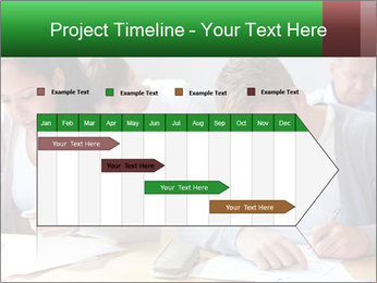 Assessment center PowerPoint Template - Slide 25