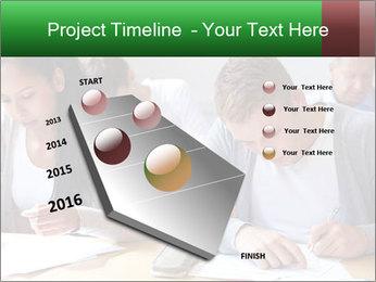 Assessment center PowerPoint Template - Slide 26