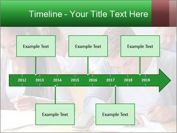 Assessment center PowerPoint Template - Slide 28