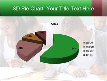 Assessment center PowerPoint Template - Slide 35