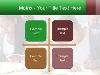 Assessment center PowerPoint Template - Slide 37