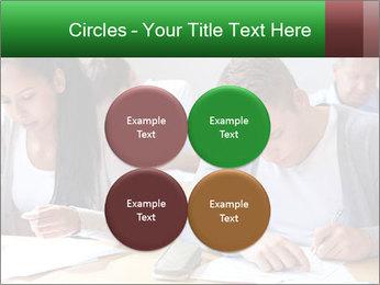 Assessment center PowerPoint Template - Slide 38