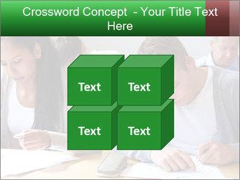 Assessment center PowerPoint Template - Slide 39