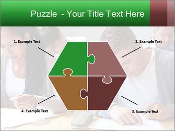 Assessment center PowerPoint Template - Slide 40
