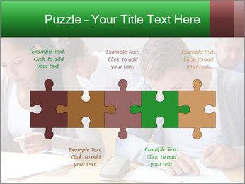 Assessment center PowerPoint Template - Slide 41